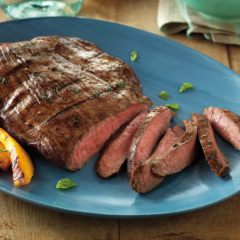 Balsamic Marinated Flank Steak