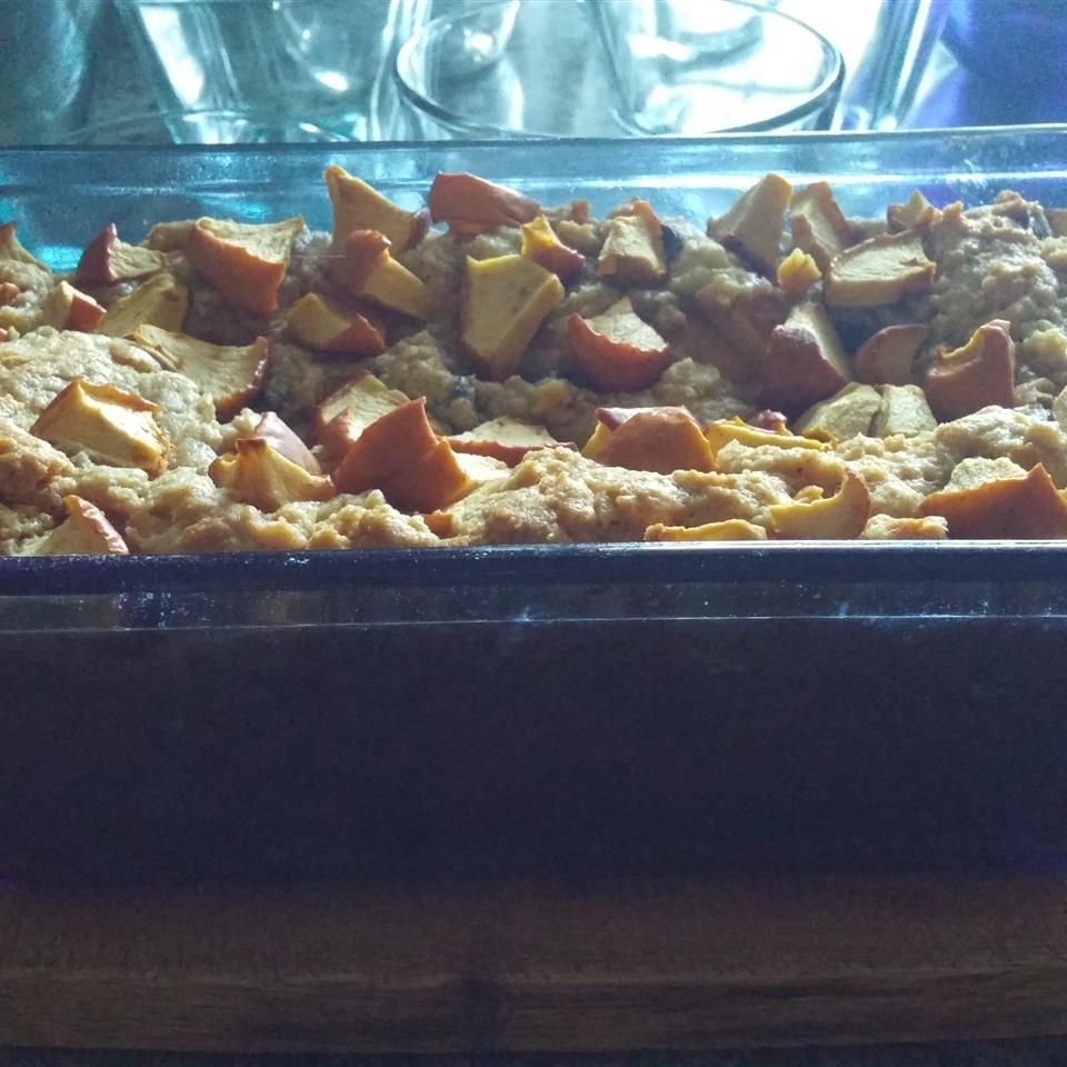Chocolate Apple Bread