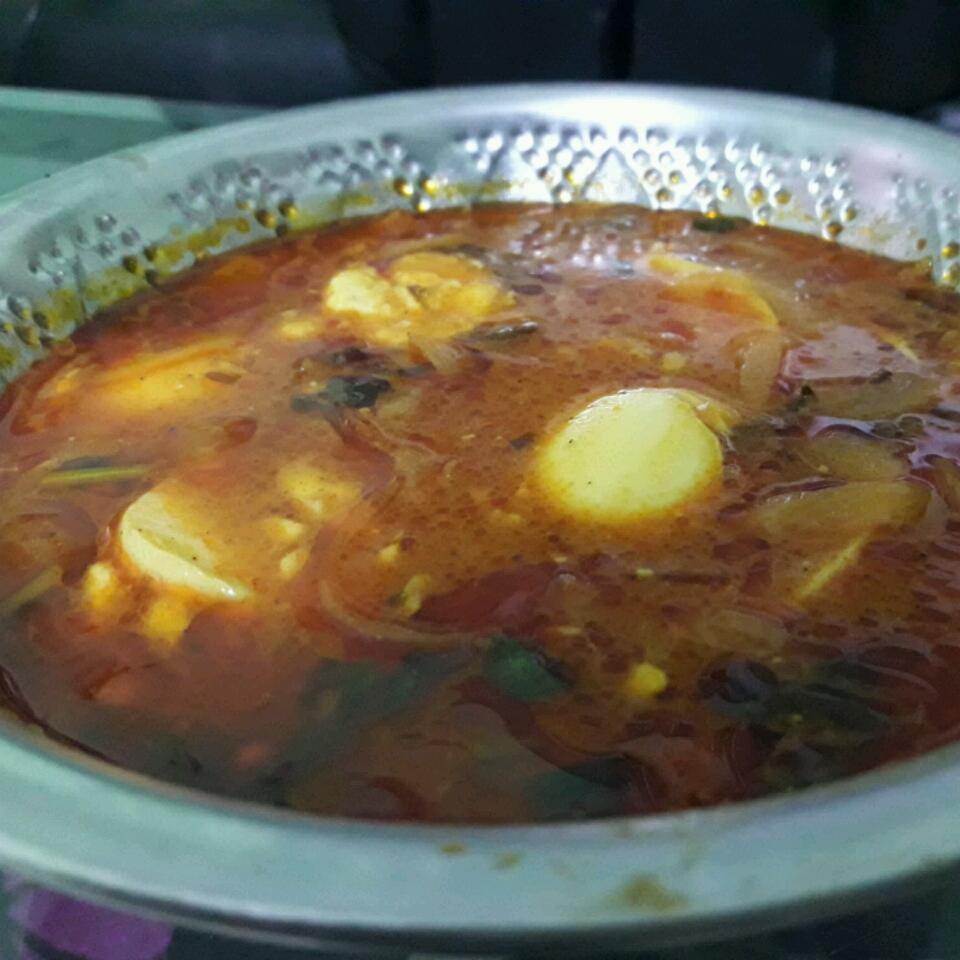 Egg Curry Aneesha kaushal