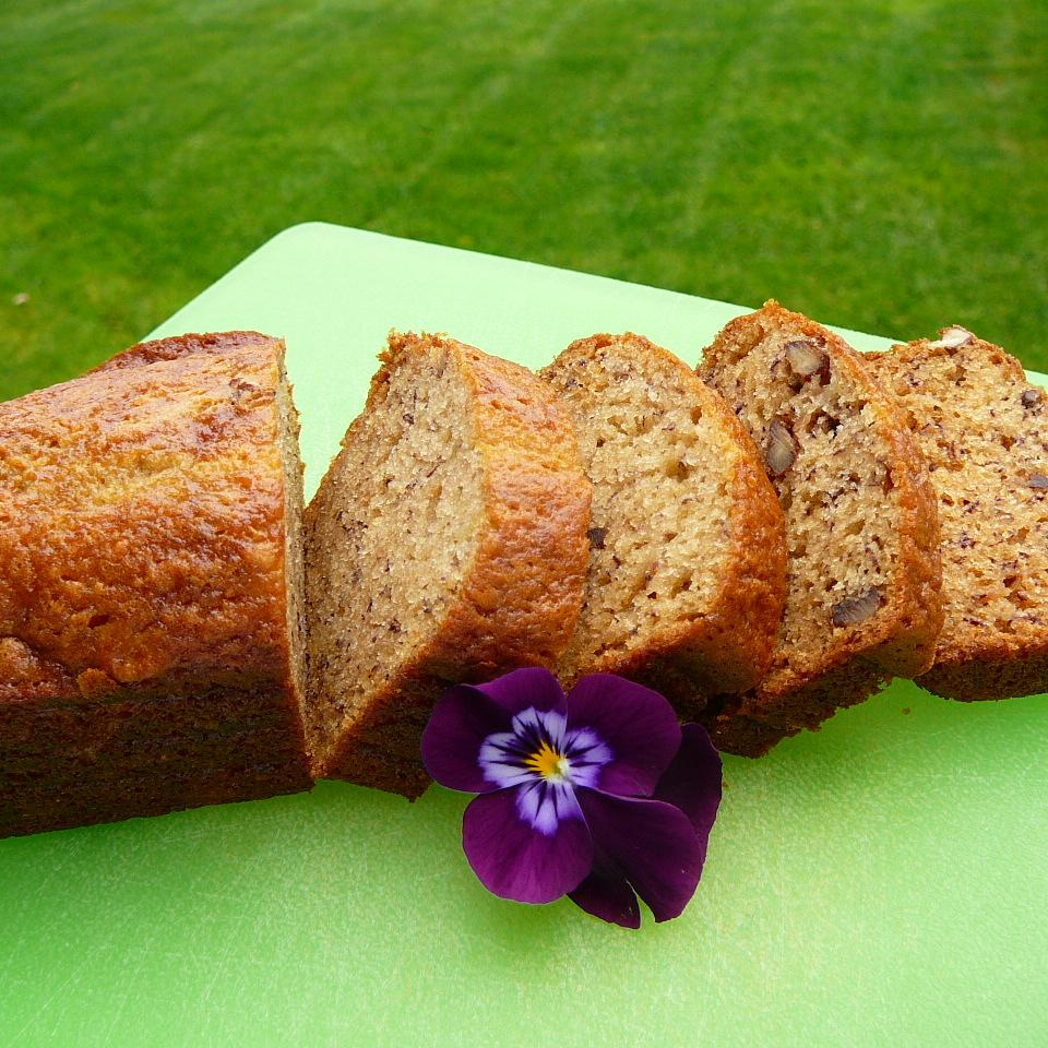 Best Ever Banana Bread