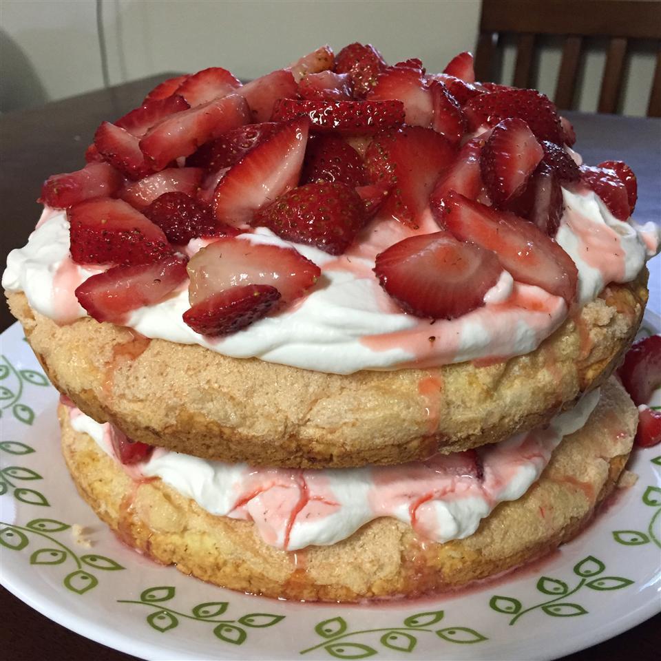 Sensational Strawberry Shortcake Courtney Bailey