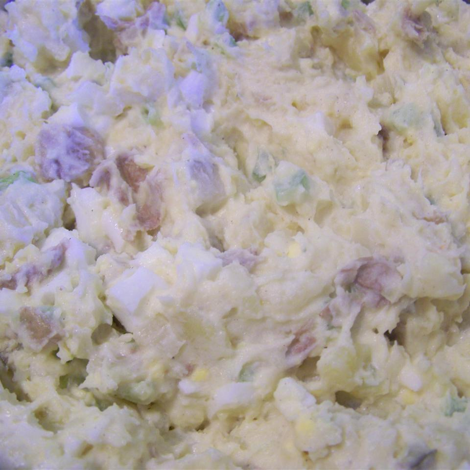 Mom's Mashed Potato Salad Amy Jo McCord