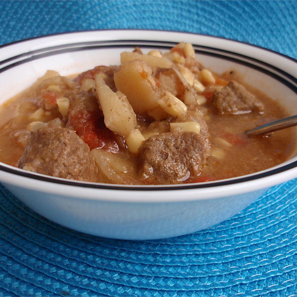 Old Fashioned Beef Stew Tara