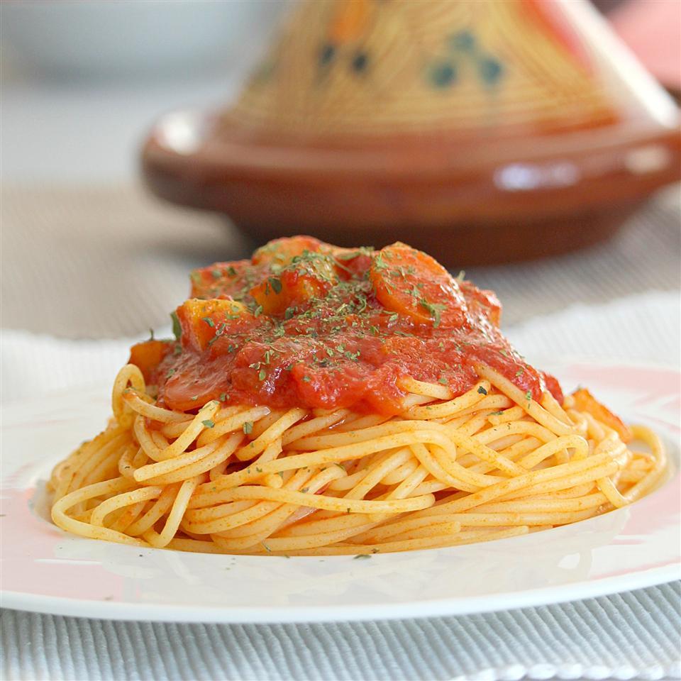 Somali Spaghetti Sauce