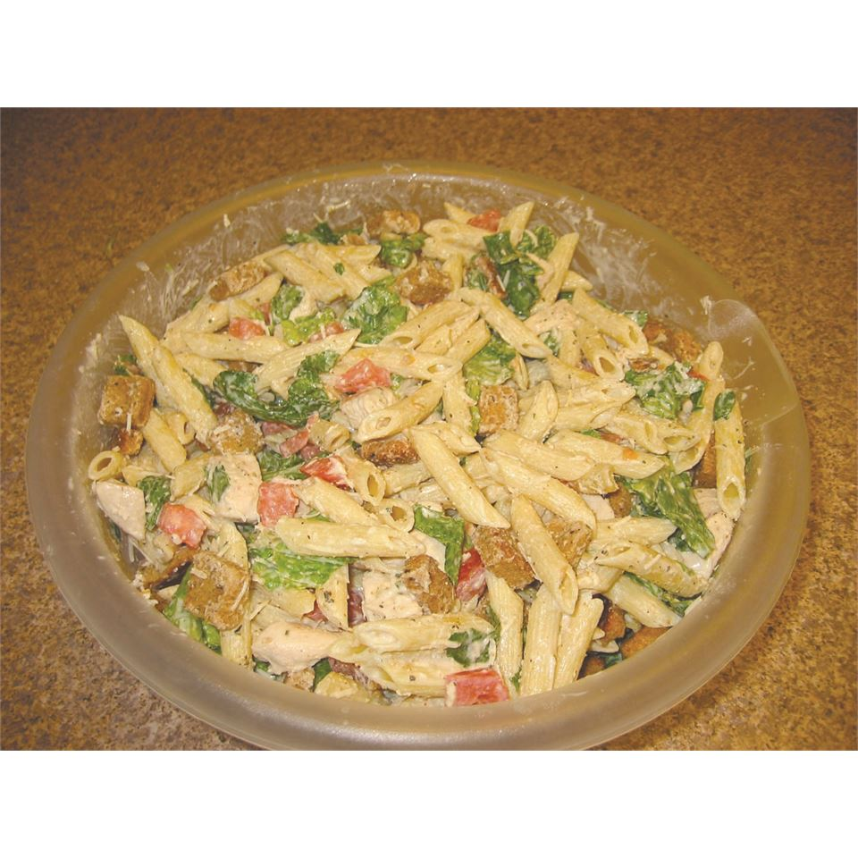 Chicken Caesar Pasta Stacia