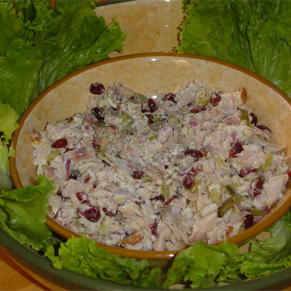 Tara's Sweet and Chunky Chicken Salad