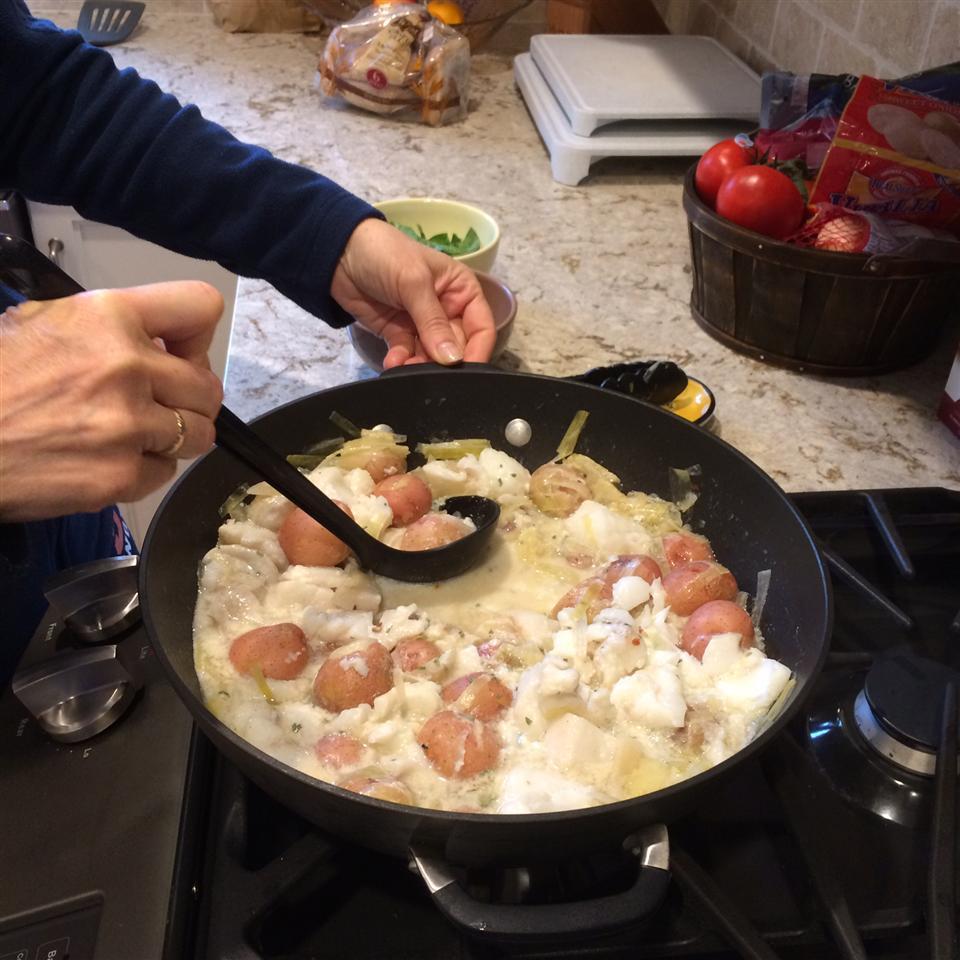 Sexy Fish Stew