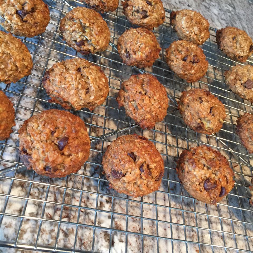 Quinoa Cookies Liz