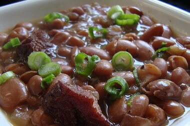 Southern Ham And Brown Beans Recipe Allrecipes