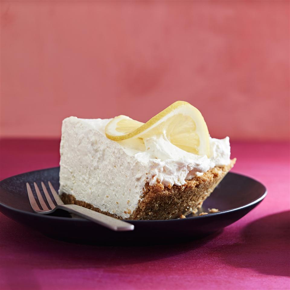 Creamy Lemon Pie I Allrecipes Magazine