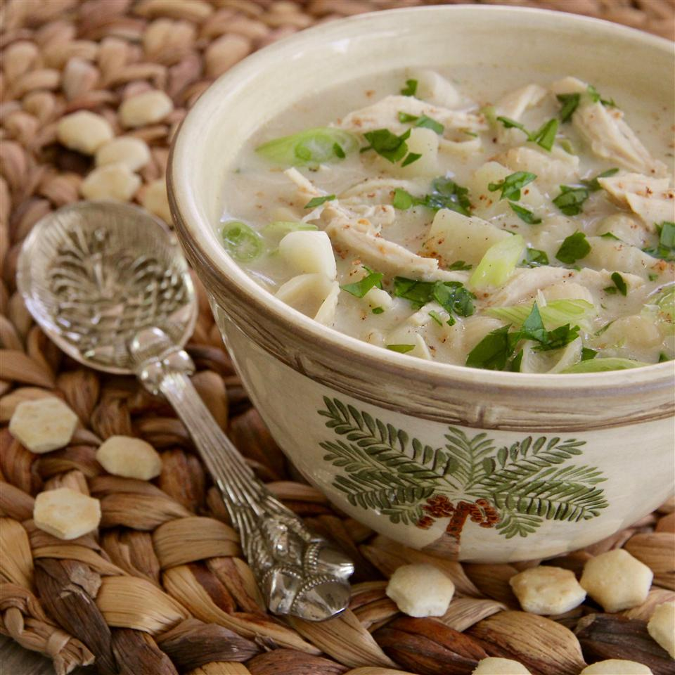 Creamy Shell Soup