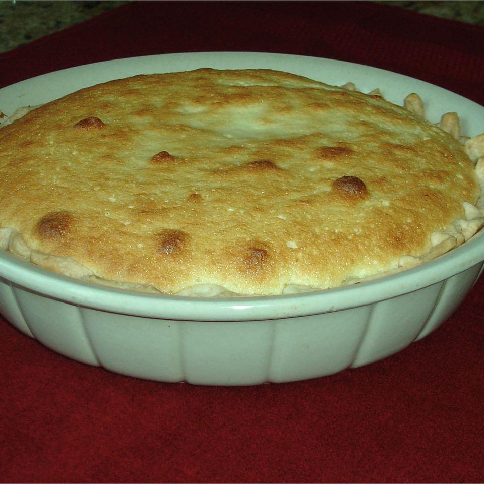 Lemon Sponge Pie I