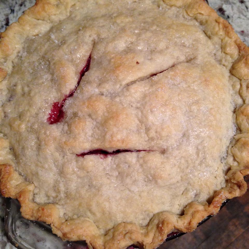Saskatoon Berry (Serviceberry) Pie cheesemite