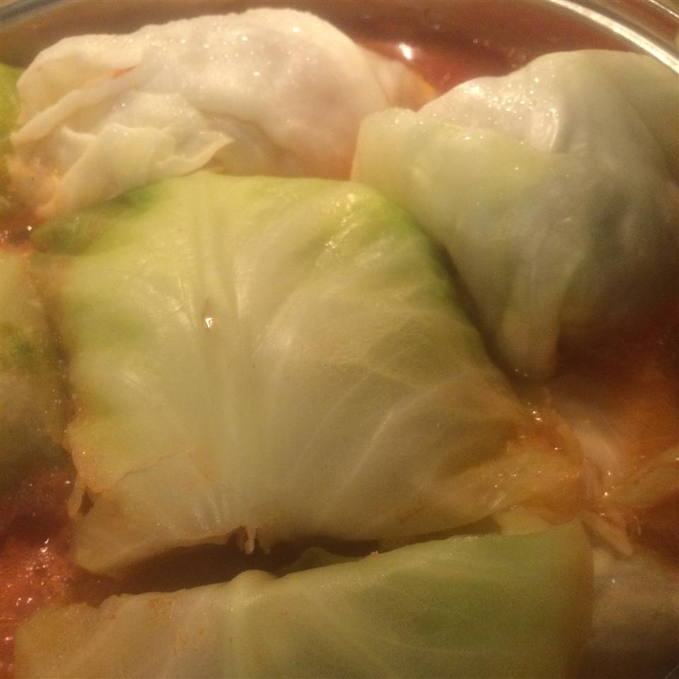 Polish Stuffed Cabbage Holly Torres