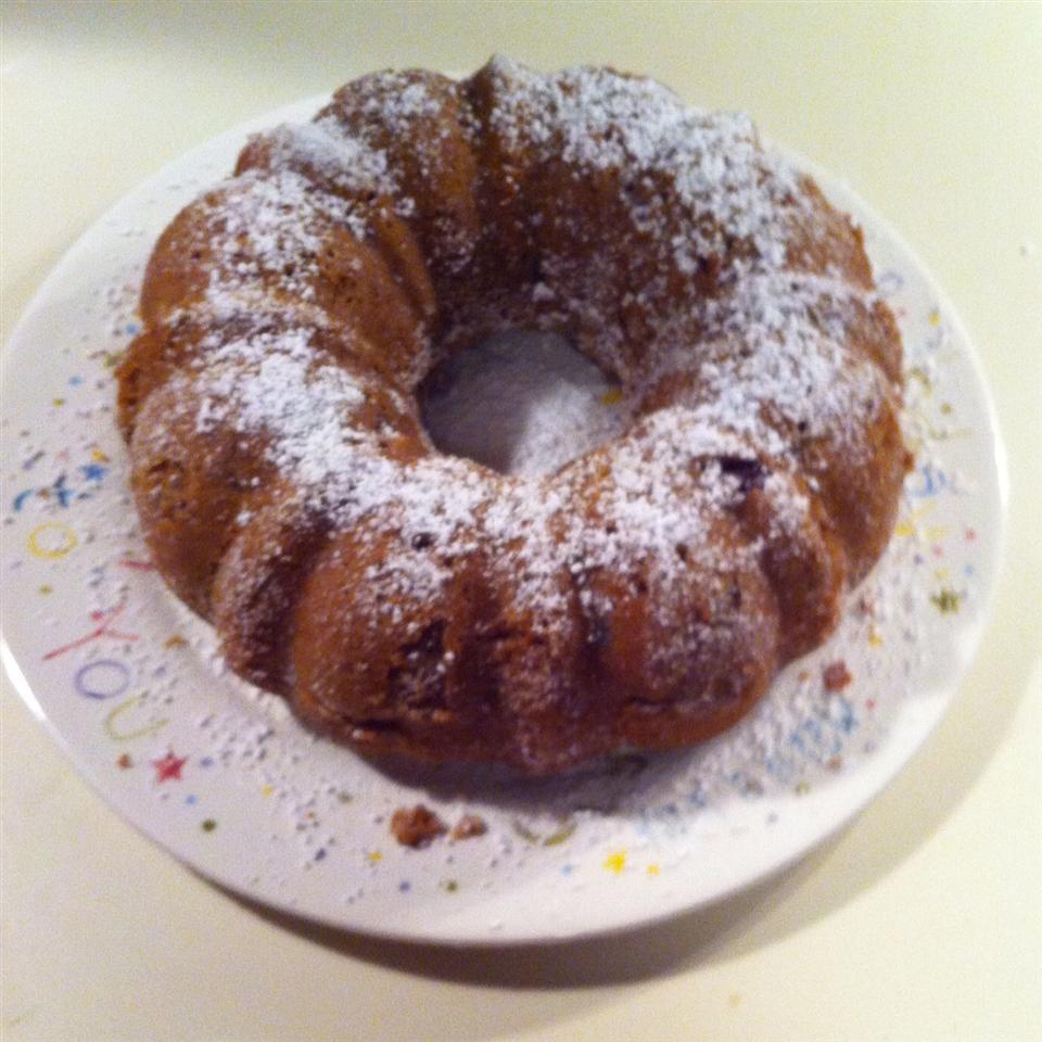 Cherry Coffee Cake PKrehl