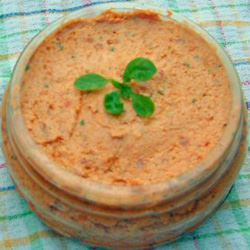 Sun-Dried Tomato With Fresh Basil Spread MRS TEMPEST