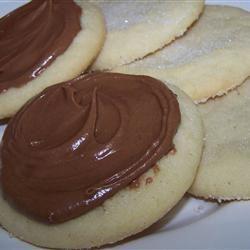 Tender Crisp Sugar Cookies