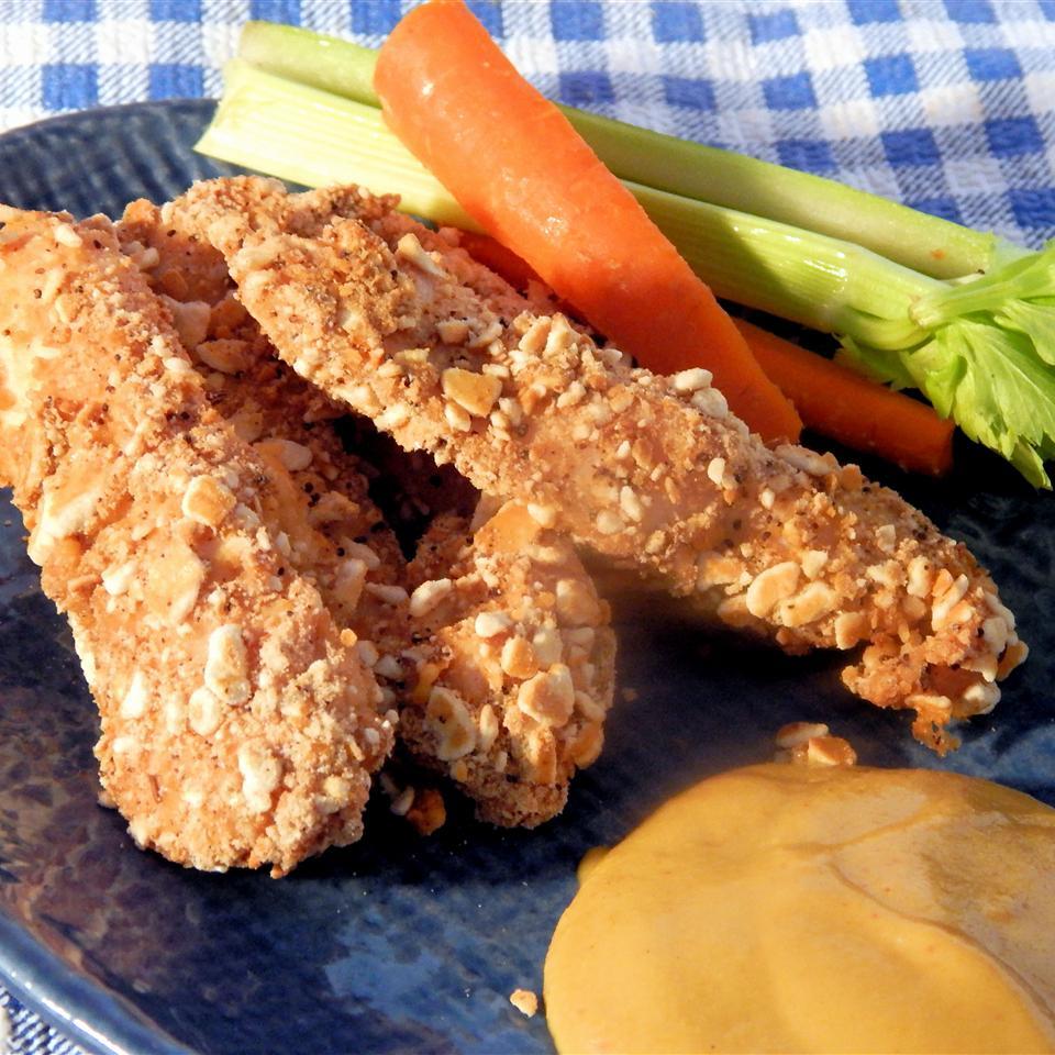 Pretzel Chicken Chunks