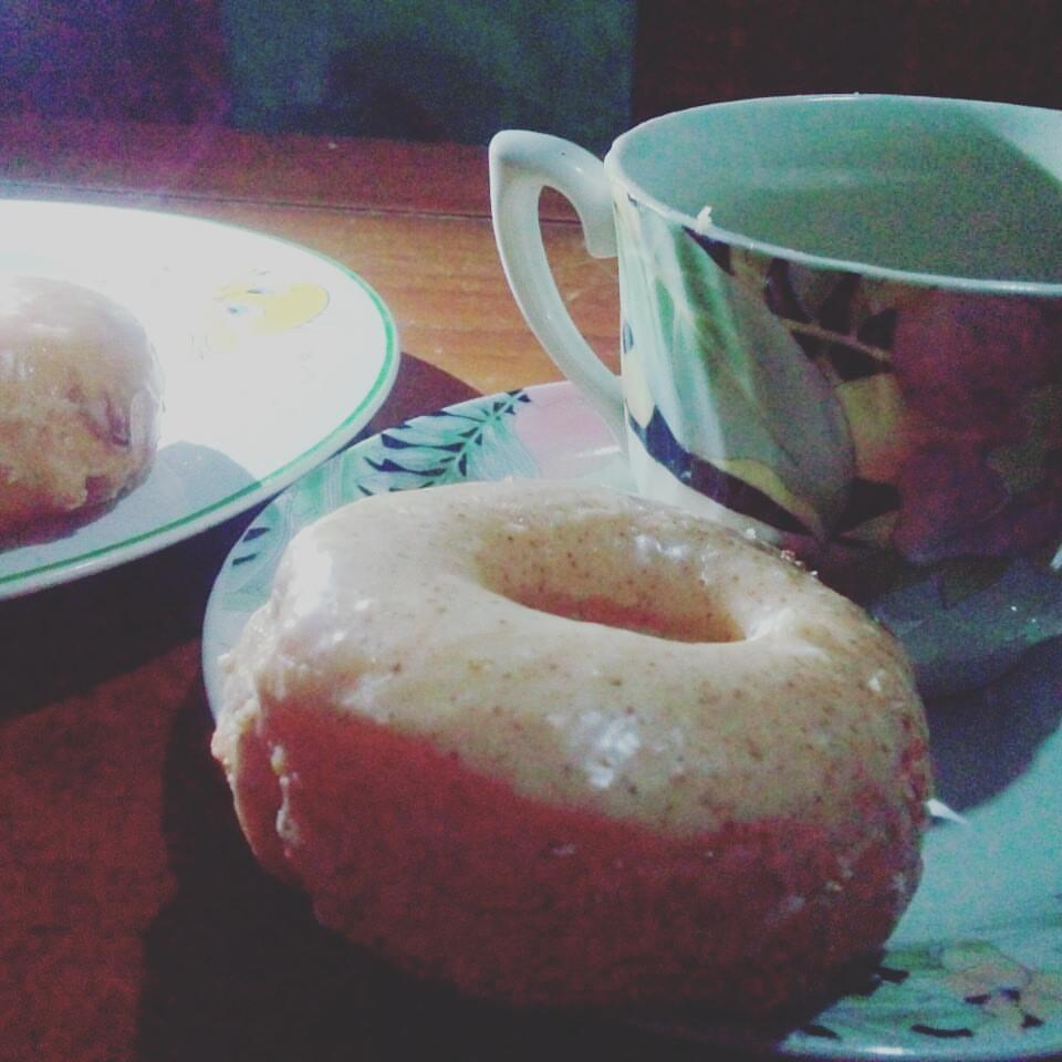 My Mom's Raised Doughnuts Gracia  Aia