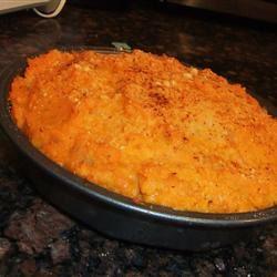 Turkey Shepherd's Pie with Butternut Squash