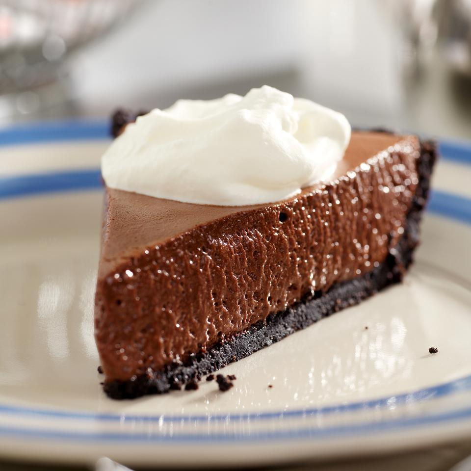 French Silk Pie evand