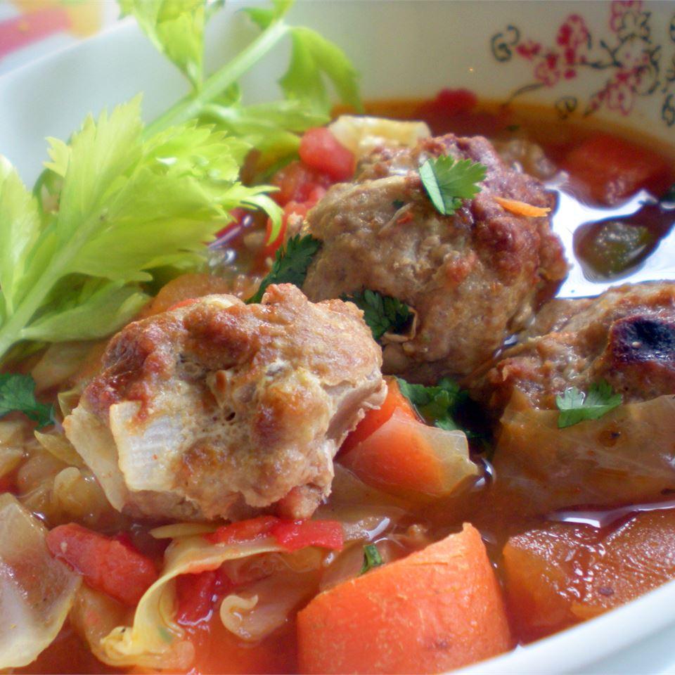 Albondigas Soup II
