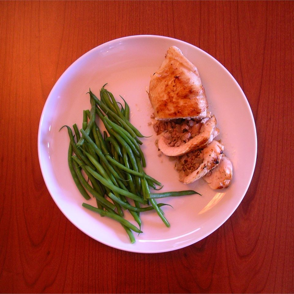 Rollatini with Pork and Rosemary Filling Behr