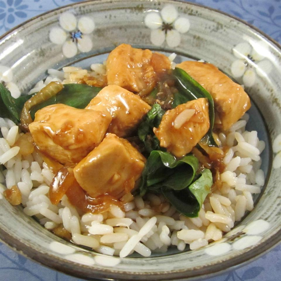 Authentic Thai Basil Chicken (Very Easy and Fast) Deb C