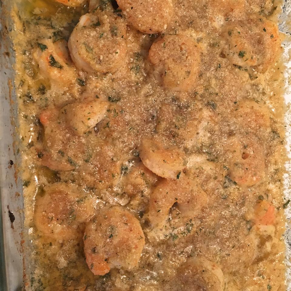 Baked Shrimp Scampi Tracey Elizabeth Chase