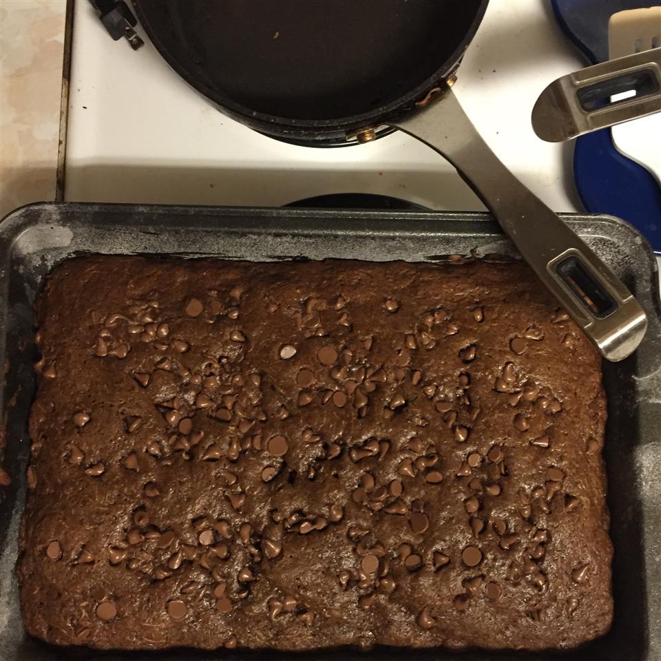 Zucchini Chocolate Chip Cake