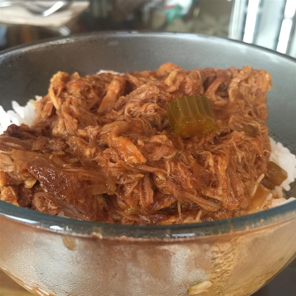Slow Cooker Pulled Pork Barbeque