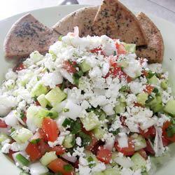 Shirazi Salad hmstarr