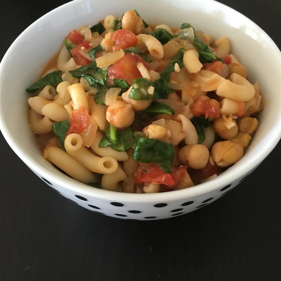 Garbanzo Tomato Pasta Soup Jinkies Covet
