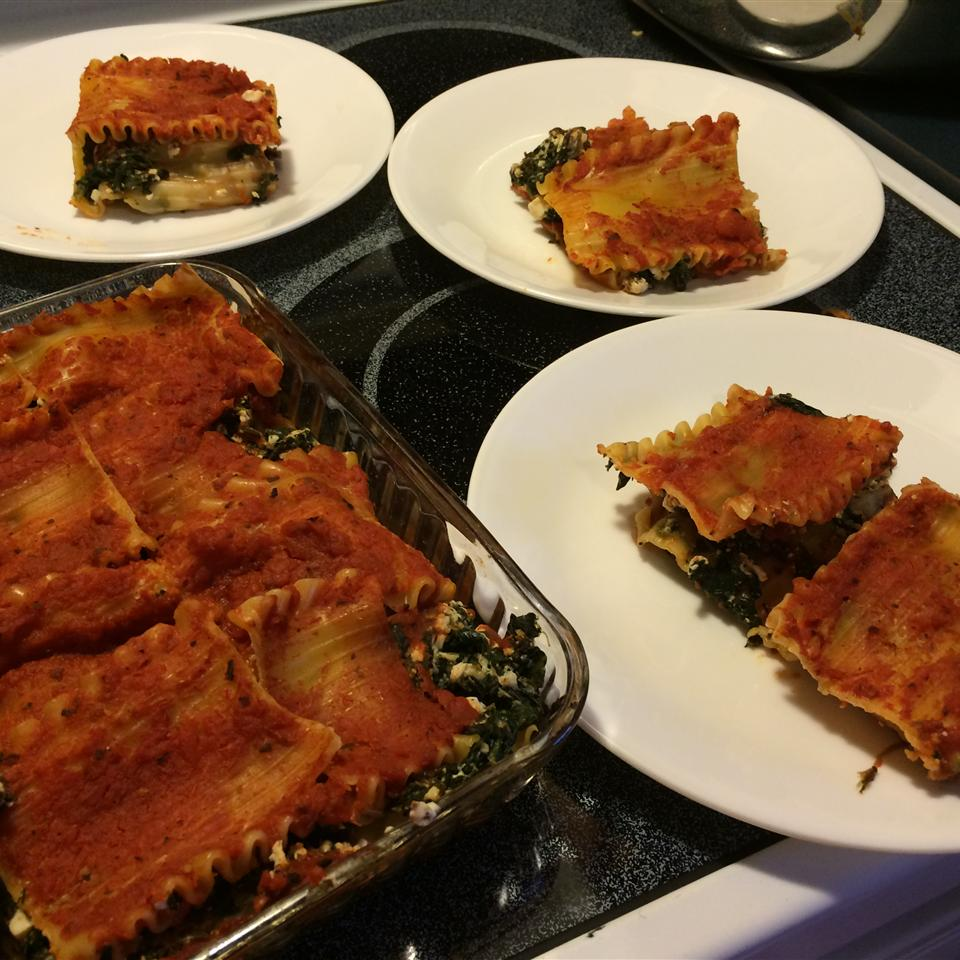 Vegan Lasagna II Lauree