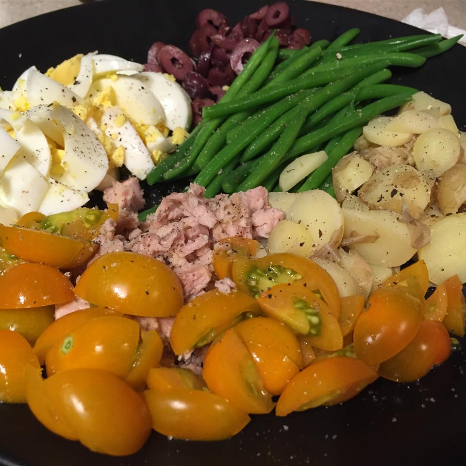 Salad Nicoise Reiki Chef
