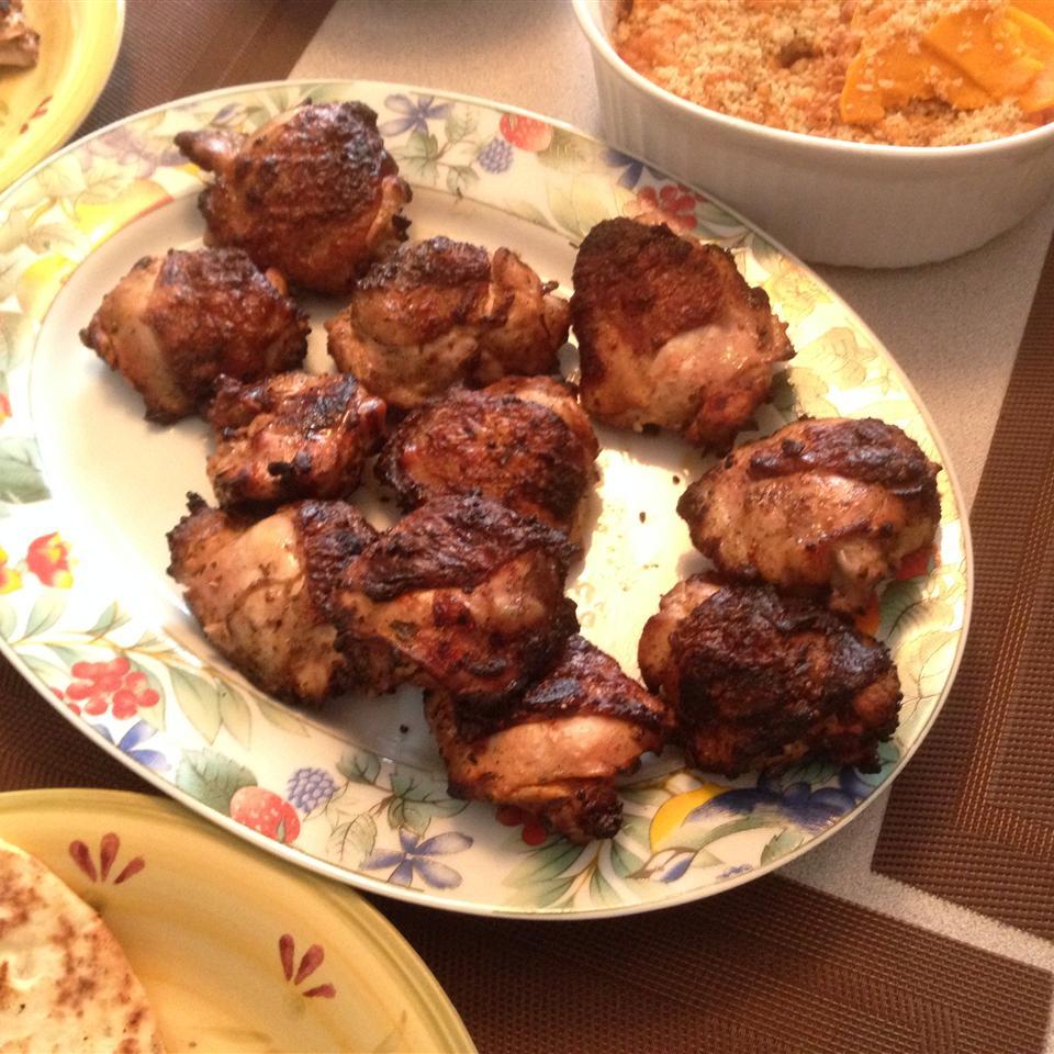 Lime-Tarragon Grilled Chicken Michaela