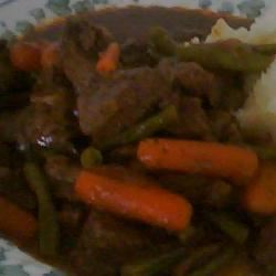 Beef and Irish Stout Stew Mary