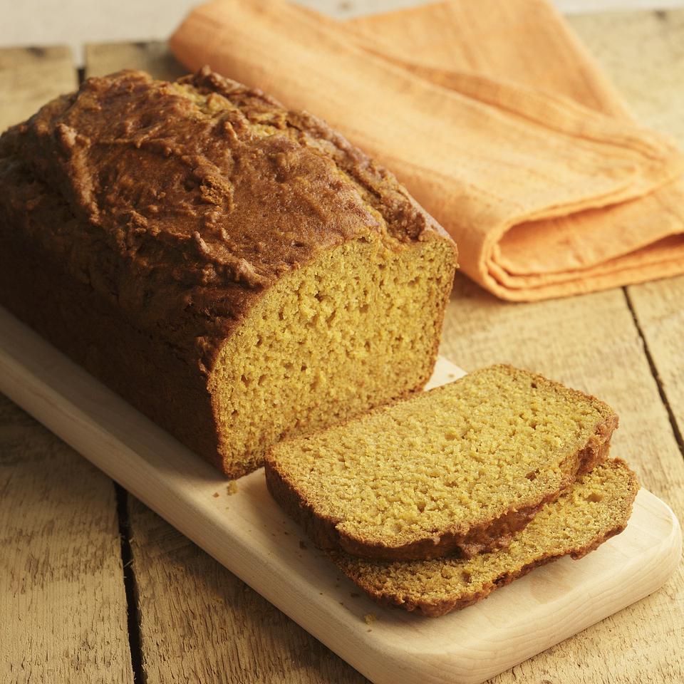 Pumpkin Bread Patsy Jamieson