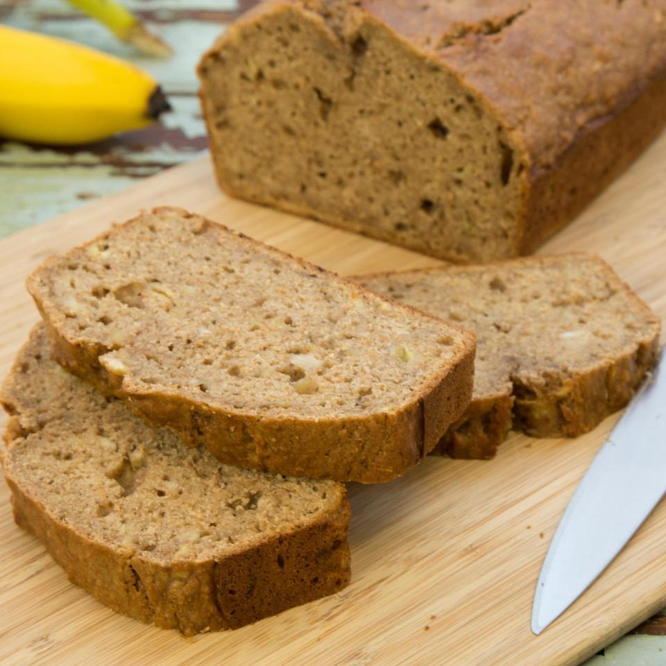 Banana Bread EatingWell Test Kitchen