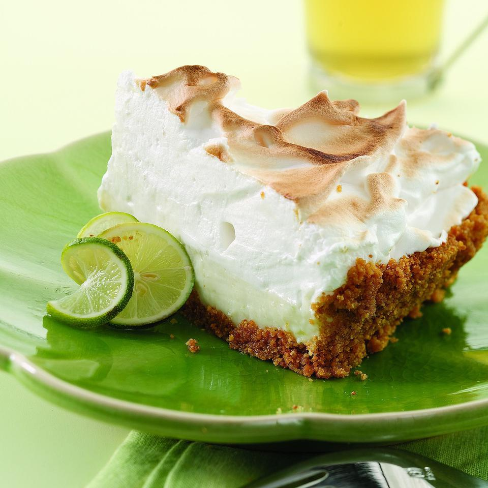Key Lime Pie EatingWell Test Kitchen