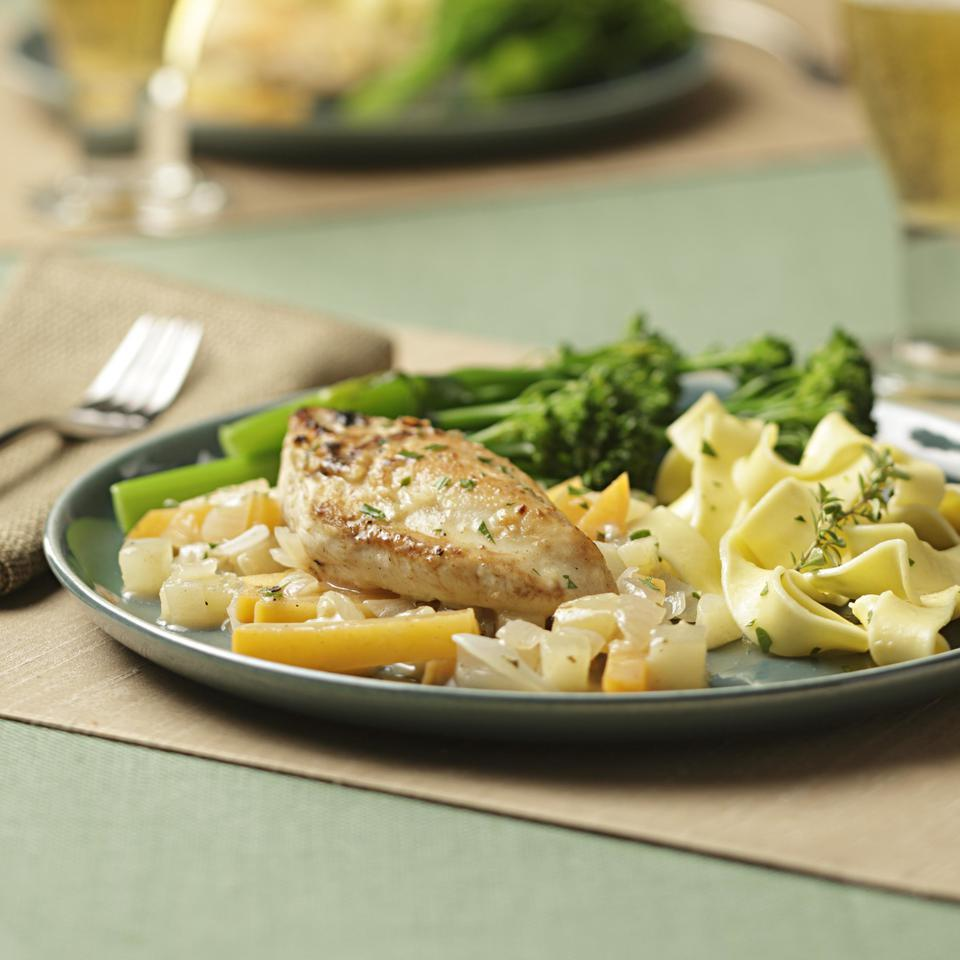 North Country Braised Chicken EatingWell Test Kitchen