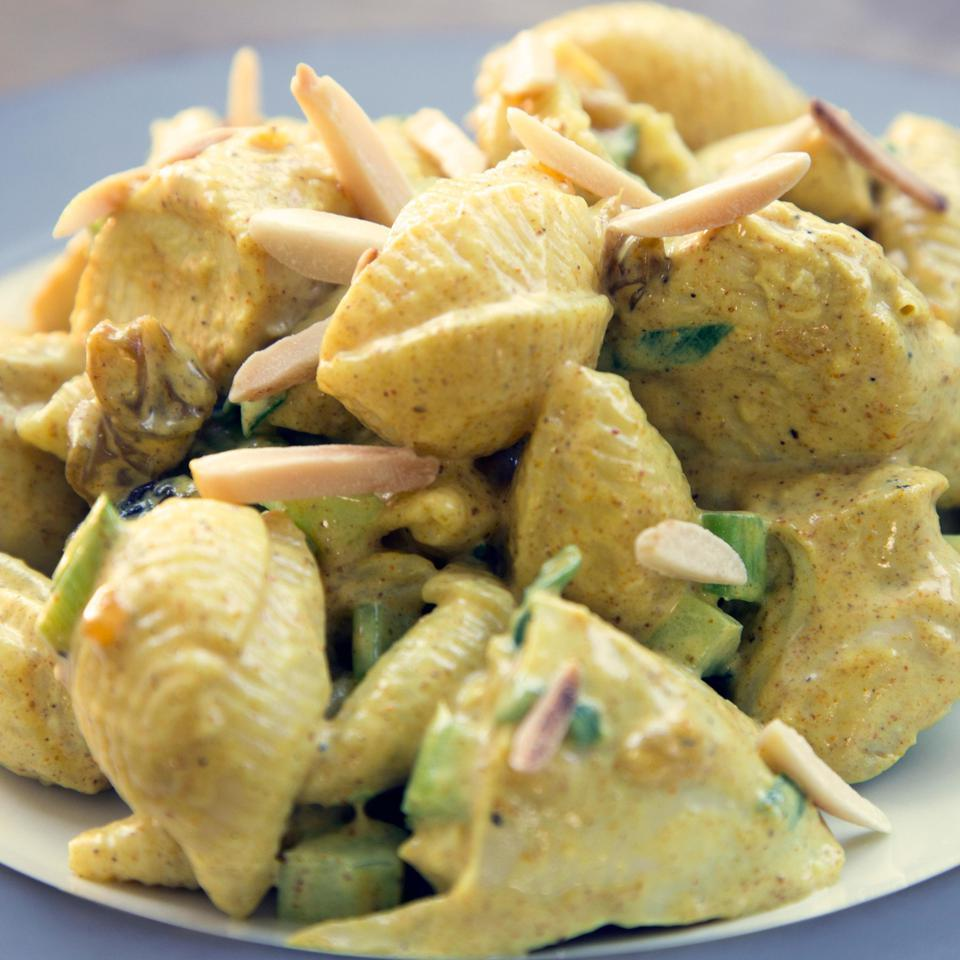 Curried Chicken & Pasta Salad Patsy Jamieson