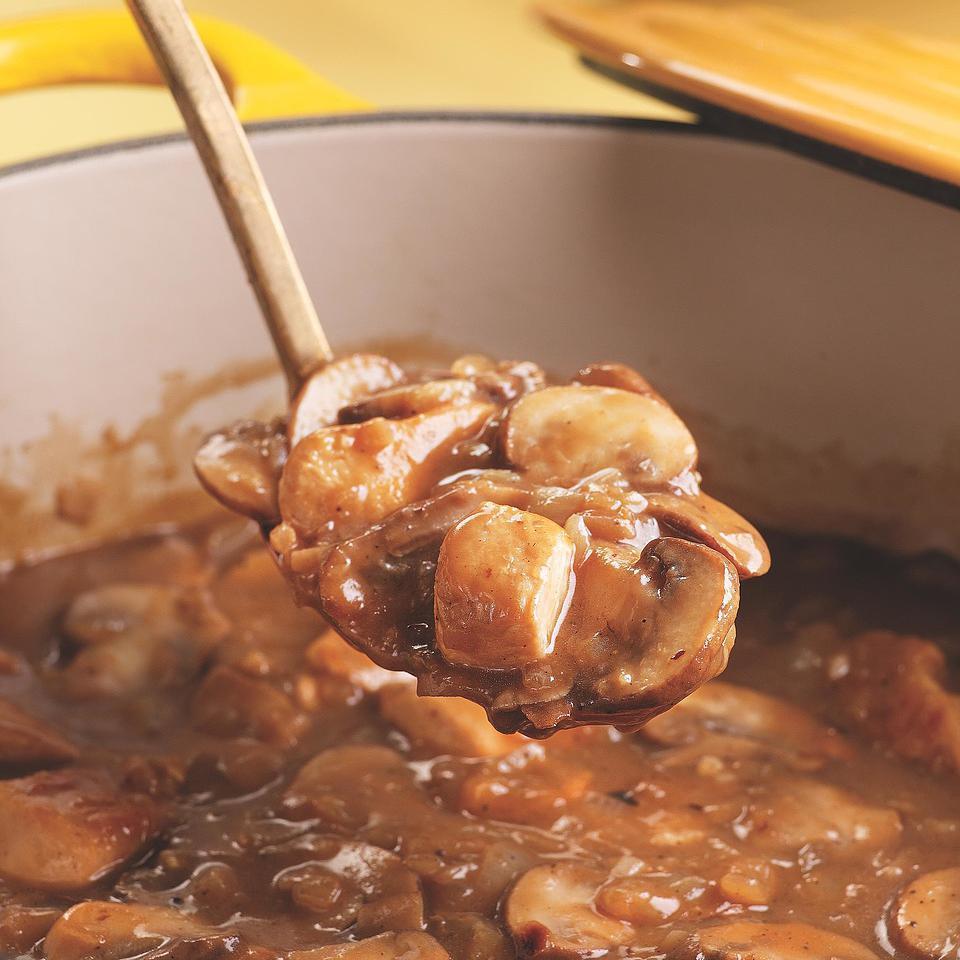 Marsala Chicken Stew EatingWell Test Kitchen