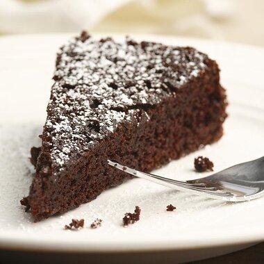 Pleasant One Bowl Chocolate Cake Recipe Eatingwell Personalised Birthday Cards Xaembasilily Jamesorg