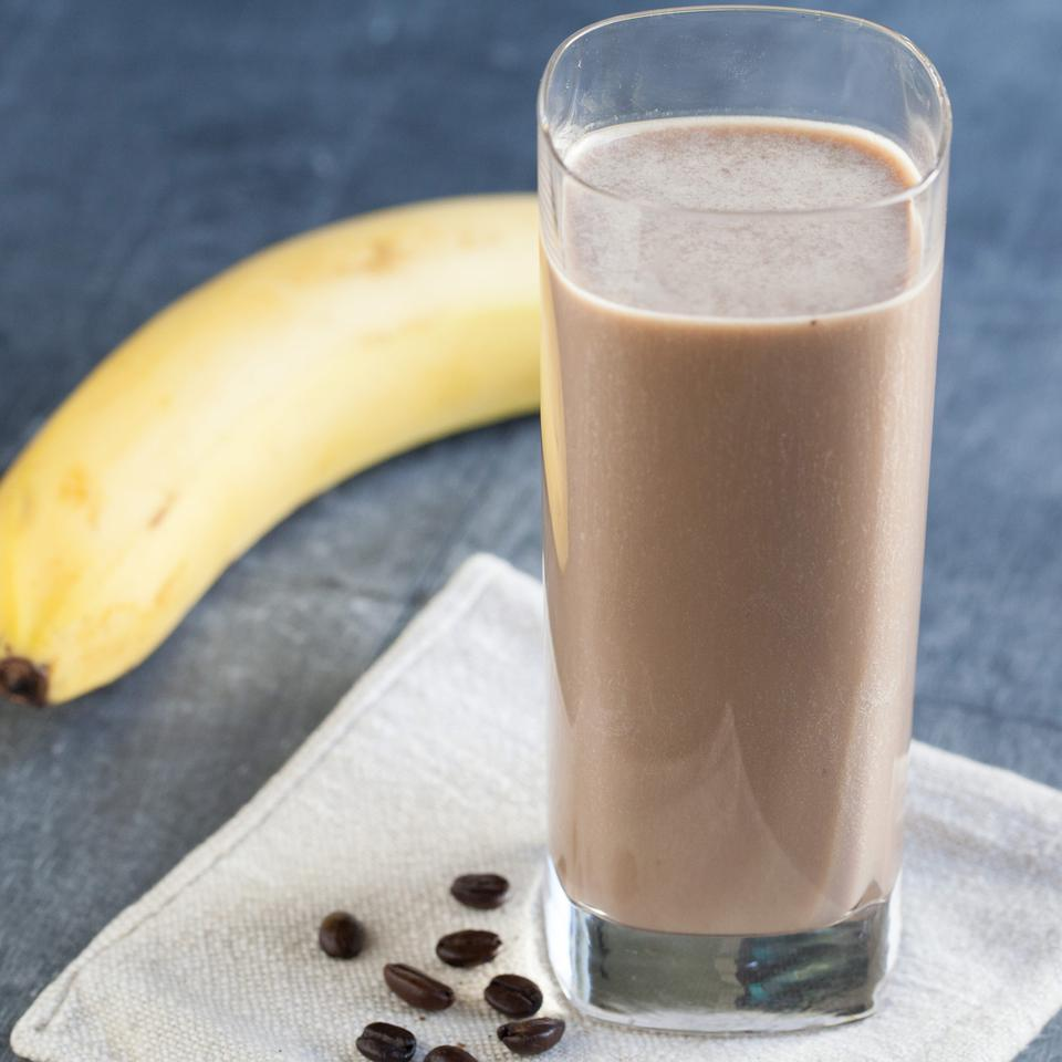 Coffee-Banana Smoothie