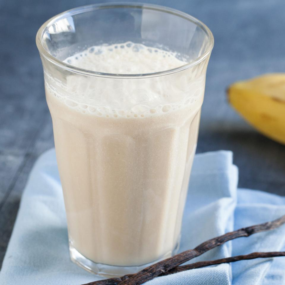 Malted Banana Smoothie Patsy Jamieson