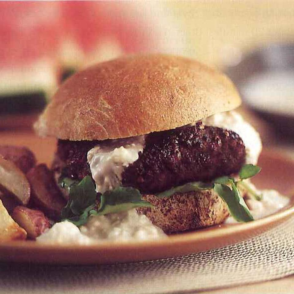 Whole-Wheat Burger Buns Ken Haedrich
