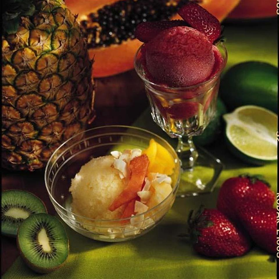 Tropical Fruit Ice Susanne A. Davis