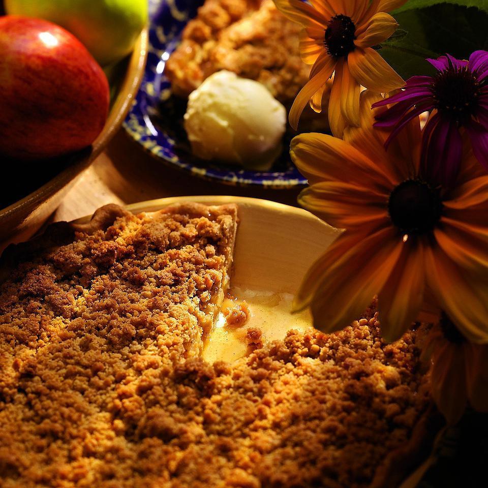 Shades of Autumn Pie Ken Haedrich