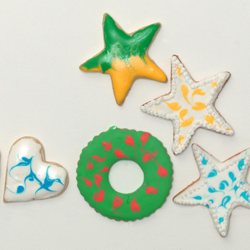 Holiday Cookie Cutouts Patsy Jamieson